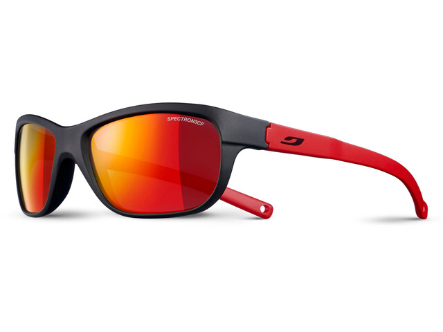 Julbo Player L Spectron 3CF Sunglasses Junior 6-10Y Black/Red-Multilayer Red
